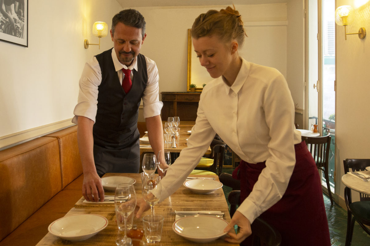 Service et Hôtellerie