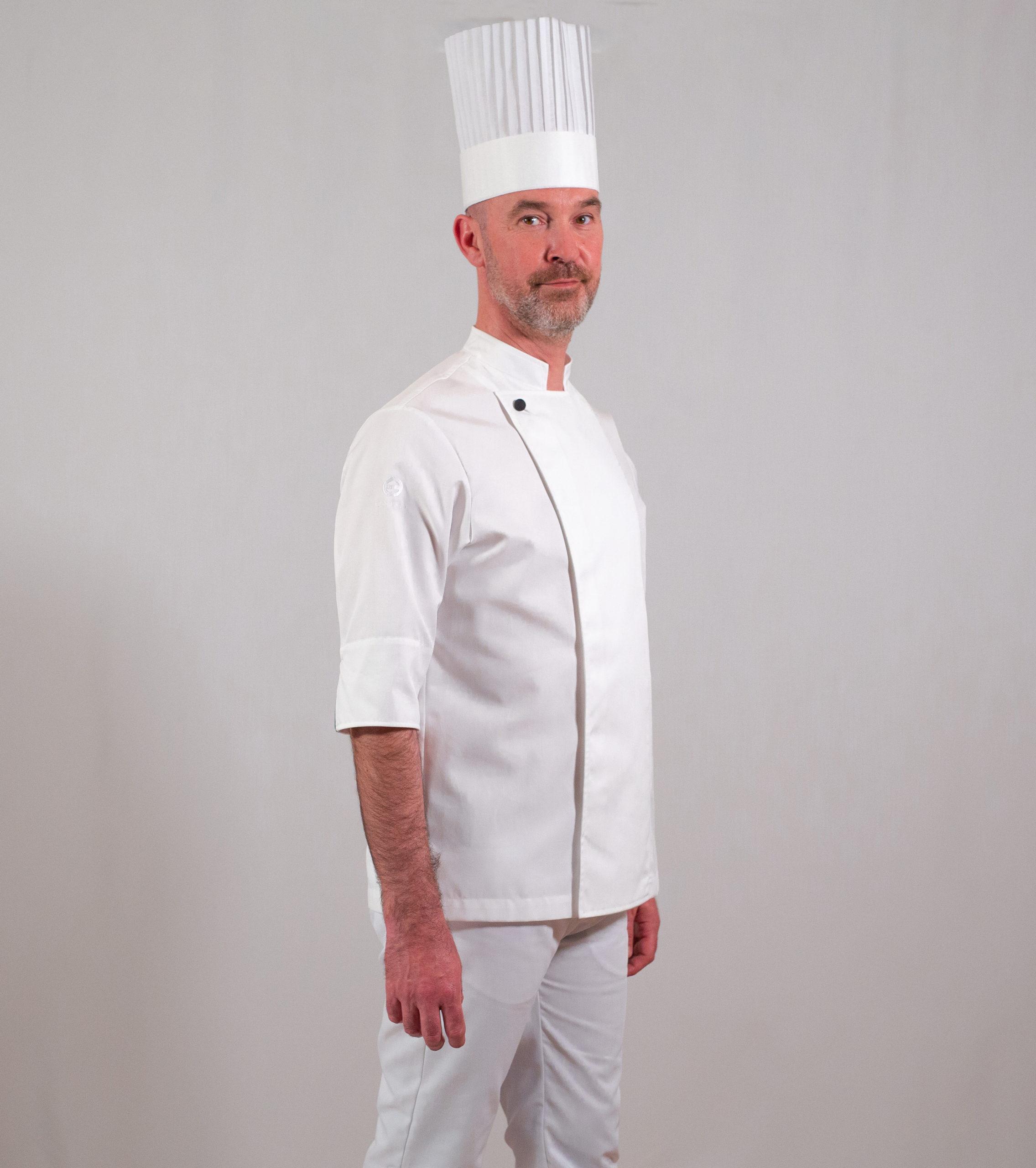veste cuisine homme